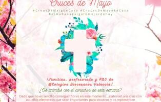 CARTEL concurso Cruces de Mayo
